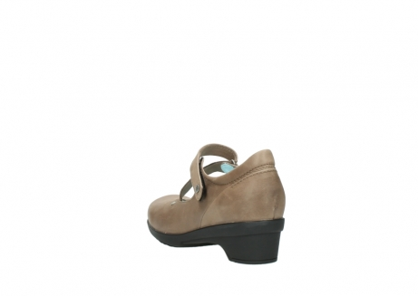 wolky pumps 7657 georgia 815 taupe leer_5