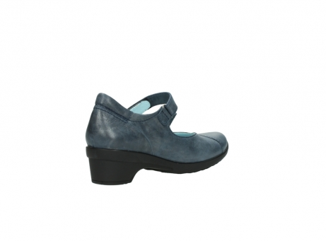 wolky pumps 7657 georgia 880 blau leder_10