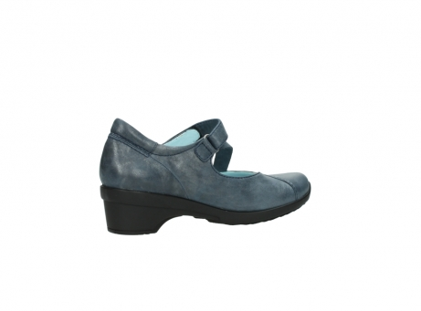 wolky pumps 7657 georgia 880 blau leder_11