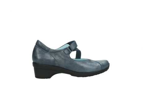 wolky pumps 7657 georgia 880 blau leder_12