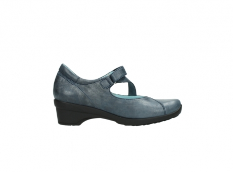 wolky pumps 7657 georgia 880 blau leder_13