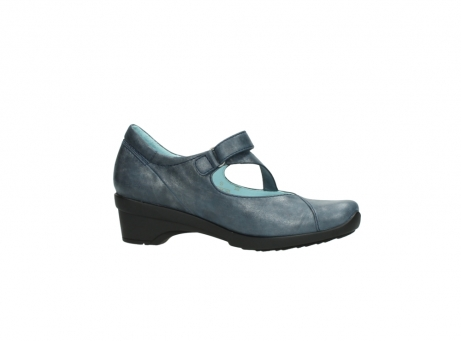 wolky pumps 7657 georgia 880 blau leder_14