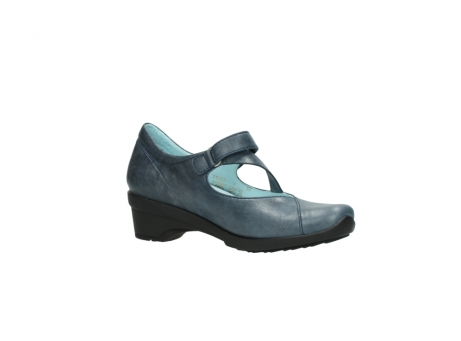 wolky pumps 7657 georgia 880 blau leder_15