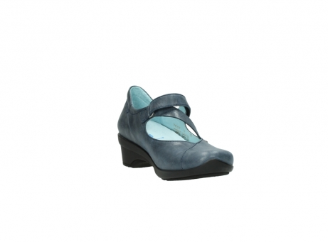 wolky pumps 7657 georgia 880 blau leder_17
