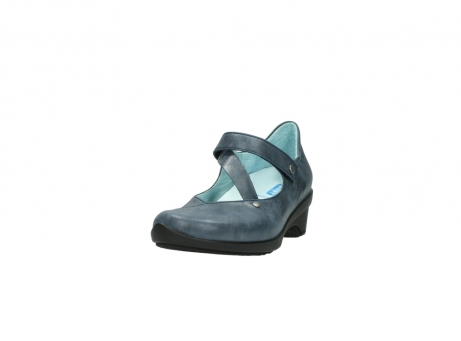 wolky pumps 7657 georgia 880 blau leder_21