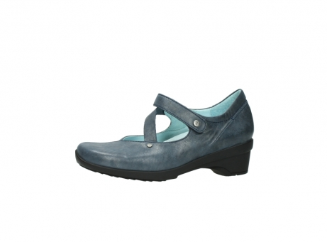 wolky pumps 7657 georgia 880 blau leder_24