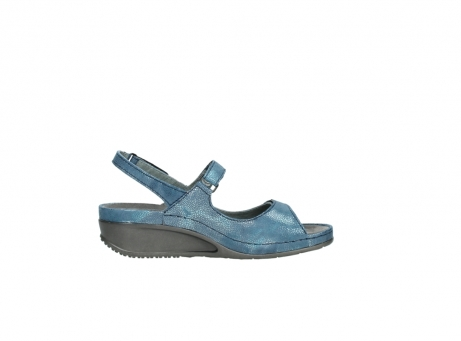 wolky sandales 00425 shallow 60810 cuir bleu_13