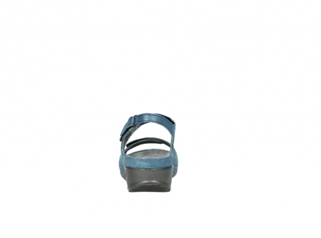 wolky sandales 00425 shallow 60810 cuir bleu_7