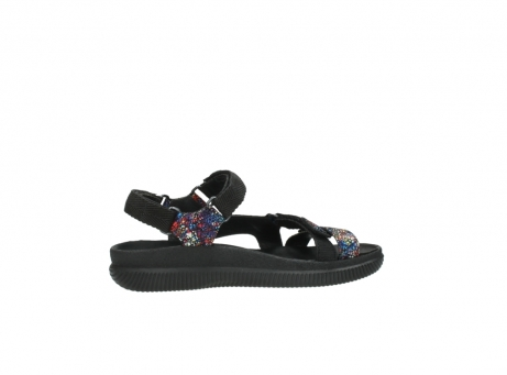 wolky sandalen 00710 energy lady 40970 multi black leather_12