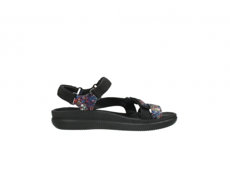 wolky sandalen 00710 energy lady 40970 multi black leather_13