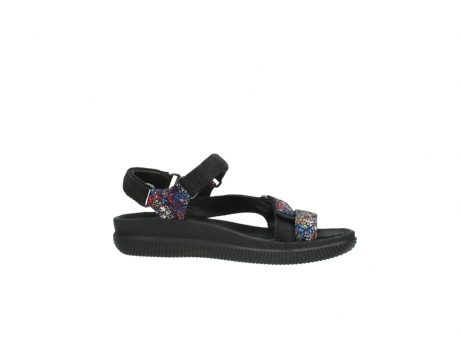 wolky sandalen 00710 energy lady 40970 multi black leather_14