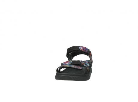 wolky sandalen 00710 energy lady 40970 multi black leather_20