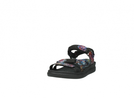 wolky sandalen 00710 energy lady 40970 multi black leather_21