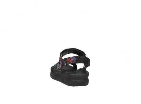 wolky sandalen 00710 energy lady 40970 multi black leather_6