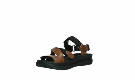 wolky sandalen 00720 action lady 30430 cognac leather_10