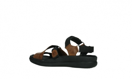 wolky sandalen 00720 action lady 30430 cognac leather_15