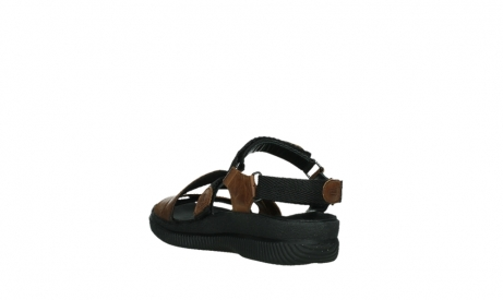 wolky sandalen 00720 action lady 30430 cognac leather_17