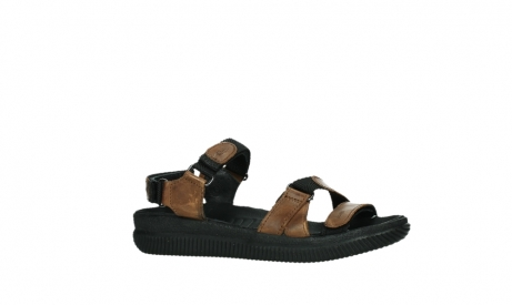 wolky sandalen 00720 action lady 30430 cognac leather_2