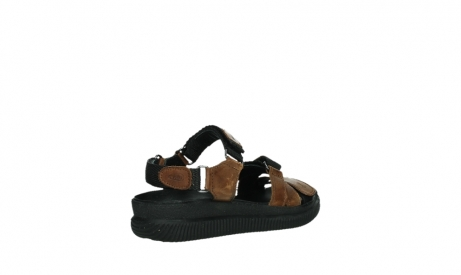 wolky sandalen 00720 action lady 30430 cognac leather_22