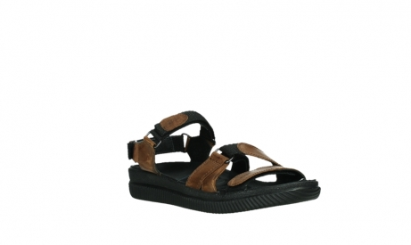 wolky sandalen 00720 action lady 30430 cognac leather_4