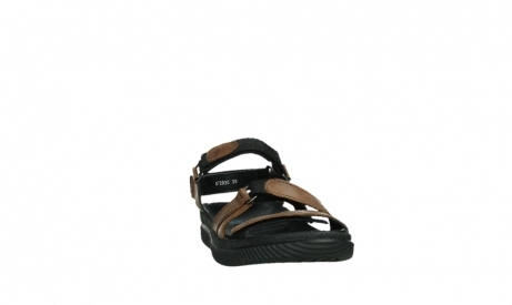 wolky sandales 00720 action lady 30430 cuir cognac_6