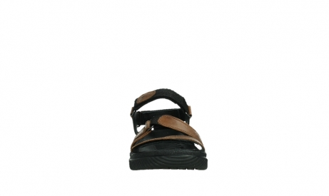 wolky sandales 00720 action lady 30430 cuir cognac_7