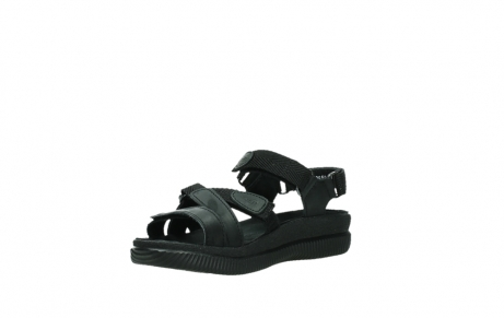 wolky sandalen 00720 action lady 50000 black greased leather_10