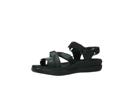 wolky sandalen 00720 action lady 50000 black greased leather_11