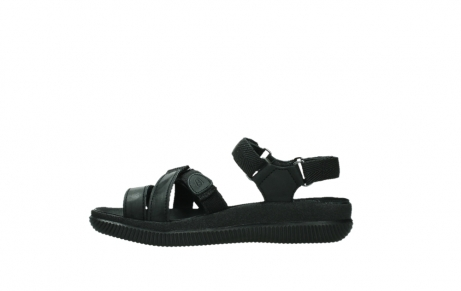 wolky sandalen 00720 action lady 50000 black greased leather_13