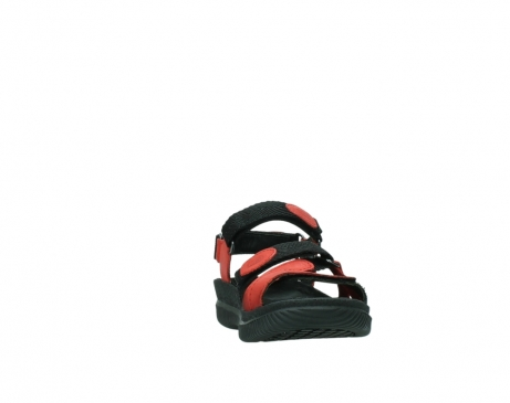 wolky sandalen 00720 action lady 50500 red greased leather_18