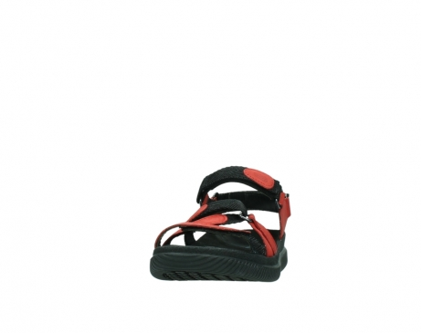 wolky sandalen 00720 action lady 50500 red greased leather_20
