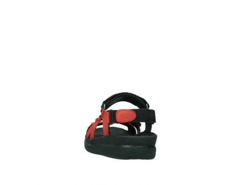 wolky sandalen 00720 action lady 50500 red greased leather_6