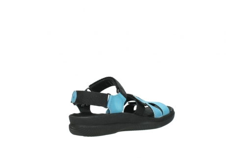 wolky heren sandalen 00721 action men 50840 jeans oiled leather_10