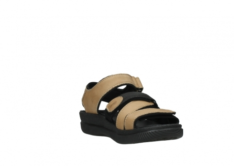 wolky heren sandalen 00722 active 50360 camel greased leather_17