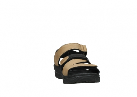 wolky heren sandalen 00722 active 50360 camel greased leather_18