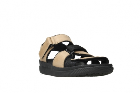 wolky heren sandalen 00722 active 50360 camel greased leather_2