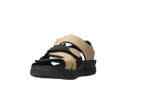 wolky heren sandalen 00722 active 50360 camel greased leather_3