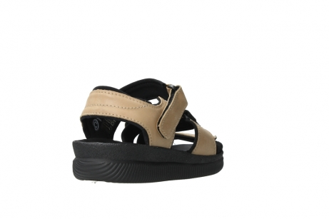 wolky heren sandalen 00722 active 50360 camel greased leather_6