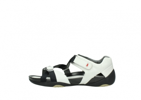 wolky sandalen 01100 cleopatra 20100 white leather_1
