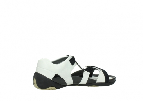 wolky sandalen 01100 cleopatra 20100 white leather_11