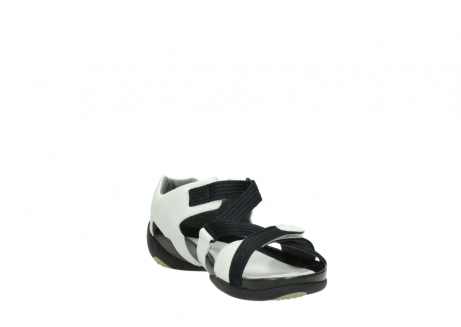 wolky sandalen 01100 cleopatra 20100 white leather_17