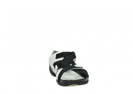 wolky sandalen 01100 cleopatra 20100 white leather_18