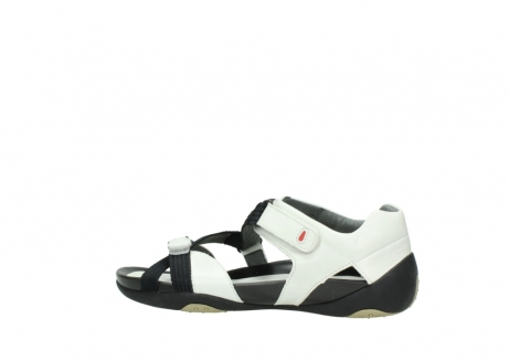 wolky sandalen 01100 cleopatra 20100 white leather_2