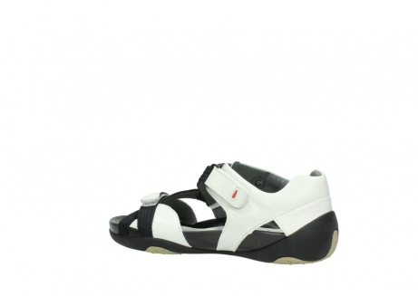 wolky sandalen 01100 cleopatra 20100 white leather_3