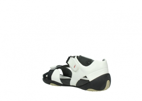wolky sandalen 01100 cleopatra 20100 white leather_4