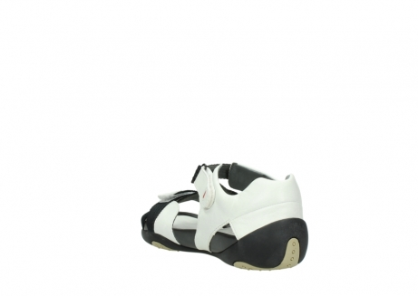wolky sandalen 01100 cleopatra 20100 white leather_5
