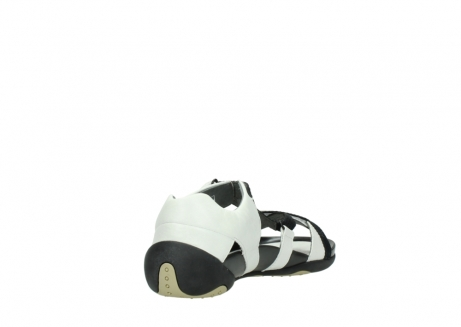 wolky sandalen 01100 cleopatra 20100 white leather_9