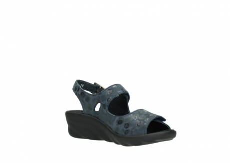 Sandales Bleu Wolky Gamme FNPVtiCl