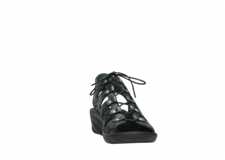 wolky sandalen 03126 arena 10000 black anthracite nubuck_18