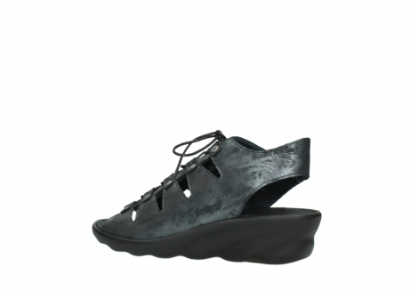 wolky sandalen 03126 arena 10000 black anthracite nubuck_3